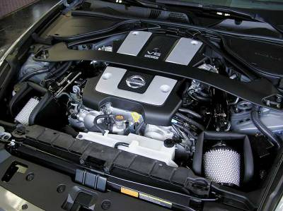 Air Intakes - OEM - R2C Performance - Nissan 350Z R2C Powerflow Cold Air Intake Kit - FK10500