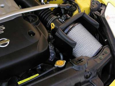 Air Intakes - OEM - R2C Performance - Nissan 350Z R2C Powerflow Cold Air Intake Kit - FK10503