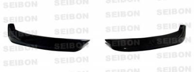 S2000 - Front Bumper - Seibon - Honda S2000 Seibon TA Style Carbon Fiber Front Lip - FL0003HDS2K-TA
