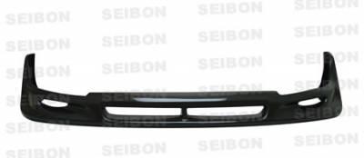 WRX - Front Bumper - Seibon - Subaru WRX Seibon CW Style Carbon Fiber Front Lip - FL0607SBIMP-CW