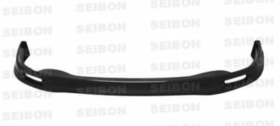 Integra 2Dr - Front Bumper - Seibon - Acura Integra Seibon MG Style Carbon Fiber Front Lip - FL9497ACIN-MG