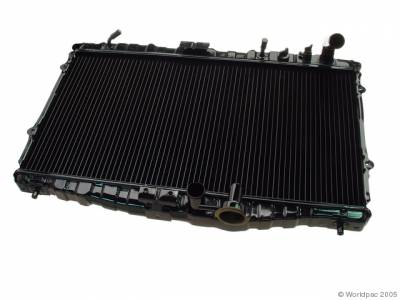 Factory OEM Auto Parts - Radiators - OEM - Radiator