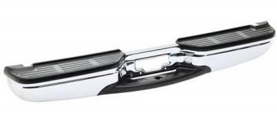MKX - Rear Bumper - Fey - Lincoln MKX Fey Perfect Match Rear Bumper - 32003