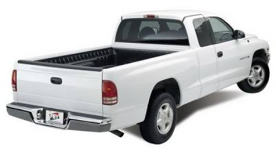 Fey - Dodge Dakota Fey Perfect Match Rear Bumper - 32012