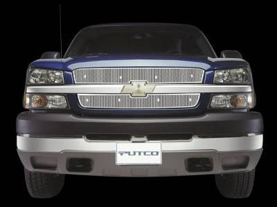 Grilles - Custom Fit Grilles - Putco - Chevrolet Colorado Putco Storm Screen Grille - 15148