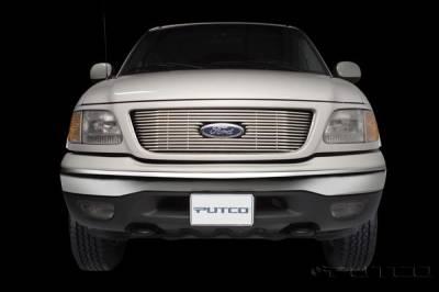 Grilles - Custom Fit Grilles - Putco - Ford F350 Putco Virtual Tubular Grille - 31130