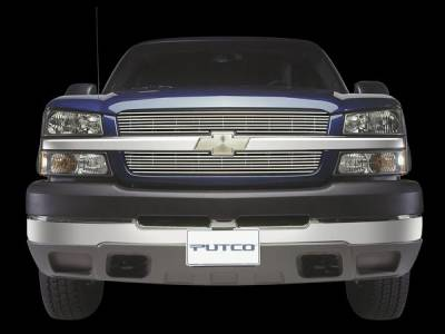 Grilles - Custom Fit Grilles - Putco - Ford Excursion Putco Spectrum Grille - 75105