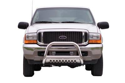 Grilles - Grille Guard - Putco - Ford Expedition Putco Hog Bar - 3 Inch - 78102