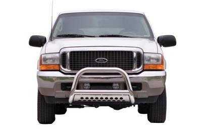 Grilles - Grille Guard - Putco - Ford F150 Putco Hog Bar - 3 Inch - 78103