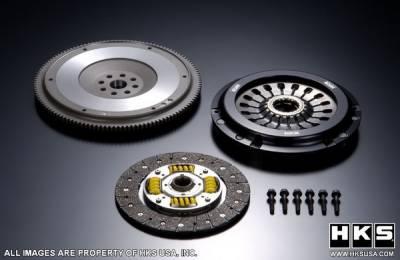 Performance Parts - Performance Clutches - HKS - Subaru WRX HKS Light Action Clutch - 26010-AF002