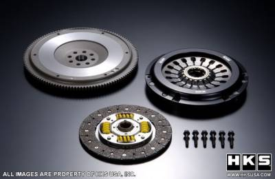 Performance Parts - Performance Clutches - HKS - Mitsubishi Lancer HKS Light Action Clutch - 26010-AM001