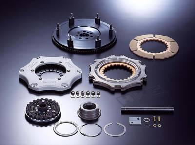 Performance Parts - Performance Clutches - HKS - Nissan 180SX HKS GD Clutch Max Twin-Plate
