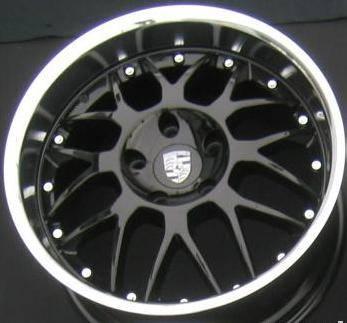Wheels - Porsche Wheels - Miro - 19 Inch ALT - 4 Wheel Set