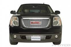 Grilles - Custom Fit Grilles - Putco - Toyota Camry Putco Punch Stainless Steel Grille - 85151
