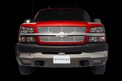 Grilles - Custom Fit Grilles - Putco - Lincoln Navigator Putco Liquid Grille - 91116