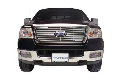 Grilles - Custom Fit Grilles - Putco - Ford Excursion Putco Liquid Grille - 91121