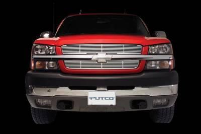 Grilles - Custom Fit Grilles - Putco - Chevrolet Colorado Putco Liquid Grille - 91148