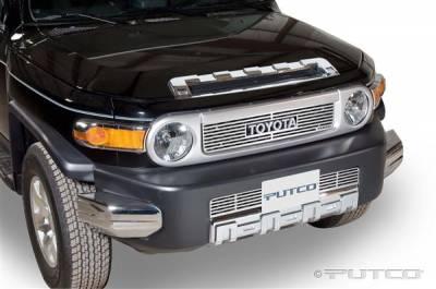 Grilles - Custom Fit Grilles - Putco - Toyota FJ Cruiser Putco Liquid Grille - 91170