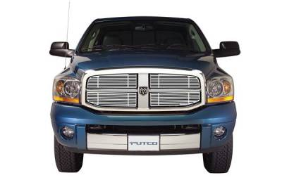 Grilles - Custom Fit Grilles - Putco - Ford Excursion Putco Liquid Grille - 92121