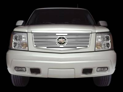 Grilles - Custom Fit Grilles - Putco - Ford Excursion Putco Liquid Boss Grille - 302121