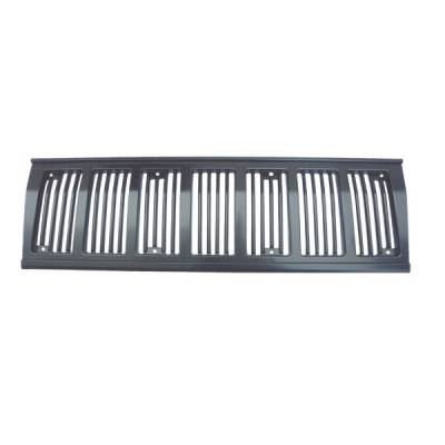 Grilles - Custom Fit Grilles - Omix - Omix Grille Insert - Black - 12035-32