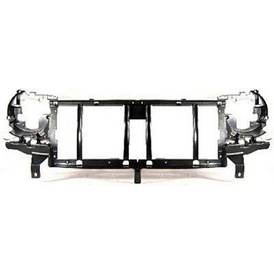 Grilles - Custom Fit Grilles - Omix - Omix Grille Support - Header Panel - 12042-04