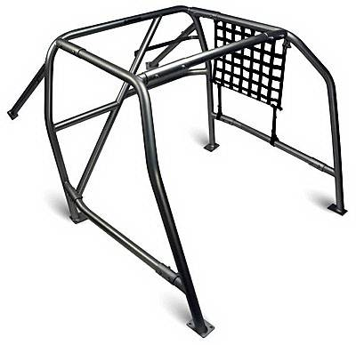 SUV Truck Accessories - Roll Bar Accessories - DTM Fiberwerkz - BMW 3 Series DTM Fiberwerkz Roll Cage - E46 Autopow