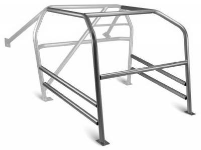 SUV Truck Accessories - Roll Bar Accessories - DTM Fiberwerkz - BMW 3 Series DTM Fiberwerkz U-Weld Roll Cage Kit - E30 Autopow