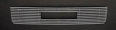 Grilles - Custom Fit Grilles - Pilot - Toyota FJ Cruiser Pilot Bolt-On Billet Grille - Set - BG-953