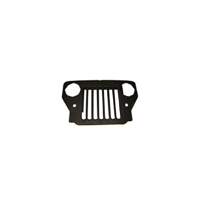 Grilles - Custom Fit Grilles - Omix - Omix Grille - Willys Marked - DMC-681798