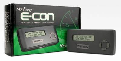 Performance Parts - Power Programmers - Hypertech - Nissan Titan Hypertech Max Energy Economizer Tuner