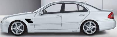 Lorinser - Mercedes-Benz E Class Lorinser F01 Rear Bumper Spoiler - 488 0212 10 - Image 2