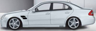 Lorinser - Mercedes-Benz E Class Lorinser Exclusive Rear Bumper Spoiler - 488 0211 36 - Image 2