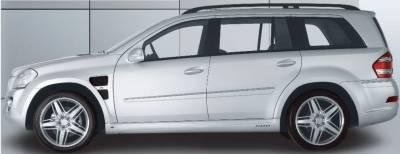 Lorinser - Mercedes-Benz GL Class Lorinser Rear Bumper Spoiler - 488 0164 60 - Image 2