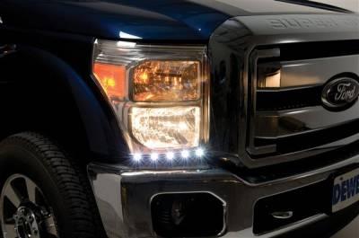 Headlights & Tail Lights - Corner Lights - Putco - Ford F250 Superduty Putco LED DayLiner - G2 - 270130