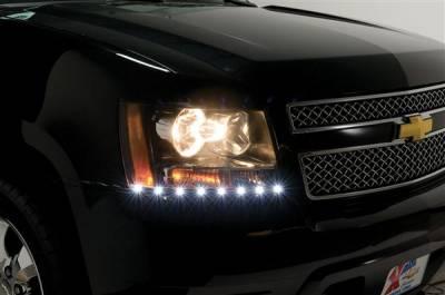 Headlights & Tail Lights - Corner Lights - Putco - Chevrolet Tahoe Putco LED DayLiner - G2 - 270180