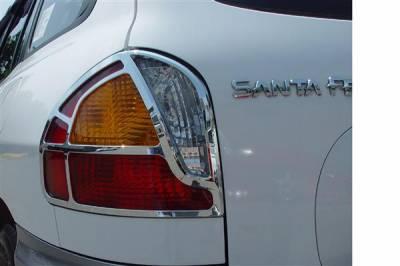 Headlights & Tail Lights - Tail Light Covers - Putco - GMC Yukon Putco Taillight Covers - 400801