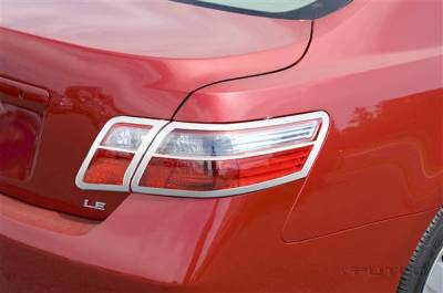 Headlights & Tail Lights - Tail Light Covers - Putco - Toyota Camry Putco Taillight Covers - 400855
