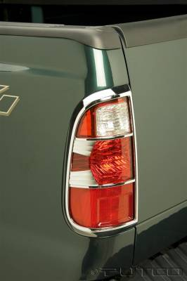 Headlights & Tail Lights - Tail Light Covers - Putco - Ford F350 Superduty Putco Taillight Covers - 400859
