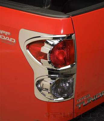 Headlights & Tail Lights - Tail Light Covers - Putco - Toyota Tundra Putco Taillight Covers - 400862