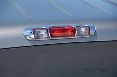 Headlights & Tail Lights - Third Brake Lights - Putco - GMC Sierra Putco Third Brake Light Cover - 400891