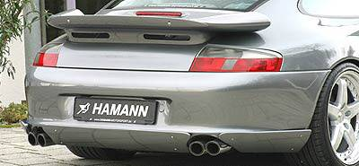 911 - Rear Lip - Hamann - Rear Diffusors