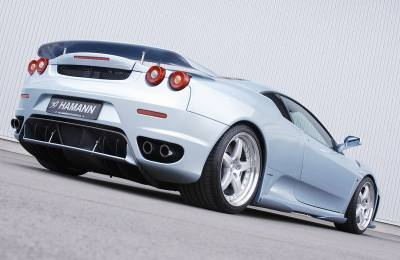 F430 - Rear Lip - Hamann - Rear Diffuser GFK