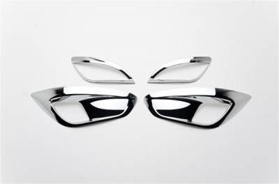 Headlights & Tail Lights - Fog Lights - Putco - Hyundai Tucson Putco Foglight Cover - 401767