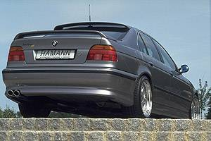 5 Series - Rear Lip - Hamann - Rear Apron Add On