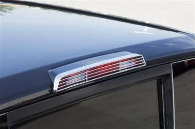 Headlights & Tail Lights - Third Brake Lights - Putco - Nissan Titan Putco Third Brake Light Cover - 401813