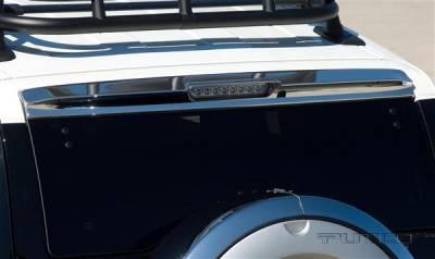 Headlights & Tail Lights - Third Brake Lights - Putco - Toyota FJ Cruiser Putco Third Brake Light Cover - 401817