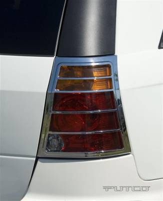 Headlights & Tail Lights - Tail Light Covers - Putco - Chrysler Pacifica Putco Taillight Covers - 402810