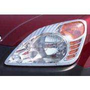 Headlights & Tail Lights - Headlight Covers - Putco - Honda CRV Putco Headlight Covers - 403202