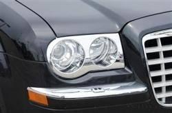 Headlights & Tail Lights - Headlight Covers - Putco - Toyota Land Cruiser Putco Headlight Covers - 403503